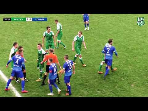 WIDEO: Wisłoka Dębica - Polonia Przemyśl 2-0 [SKRÓT MECZU]