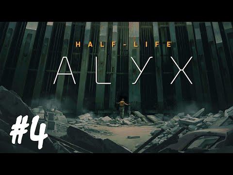 Half-Life: Alyx - Part 4