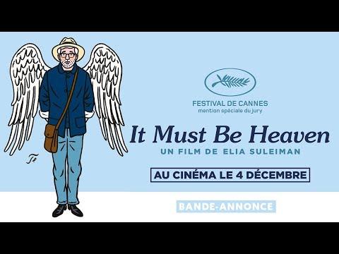 It Must Be Heaven Le Pacte