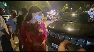 When I tried UNLOCKING a strangers CAR | Garba Visarjan | Ss Vlogs :-)