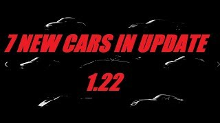GT Sport Update 1.22 New Cars Revealed Plus Date