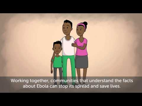 Video Understanding Ebola: Prevention, Symptoms and Treatment
