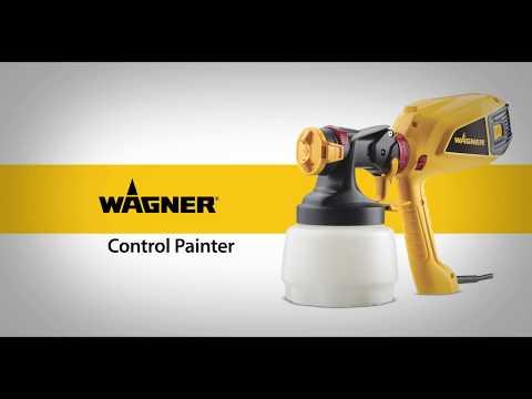 Control Painter Video