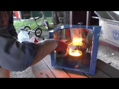 PRO чудо-печь Солярогаз 2,5 кВт