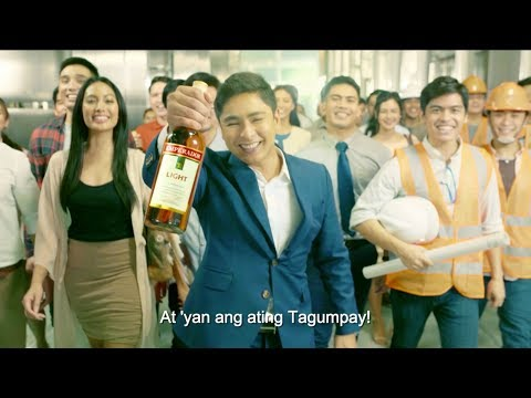 Emperador feat. Coco Martin - Ating Tagumpay (Official Music Video)