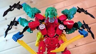 Сравнение Лего из Фикс прайс - 10 коробок челлендж - Дешевое и дорогое Lego + Самоделка - Кракозябра