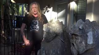 SEBASTIAN BACH Is 'In The Writing And Demoing Stage' For His Next Solo Album