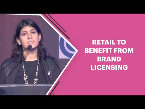 Retail to benefit from brand licensing
