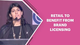 Retail to benefit from brand licensing...