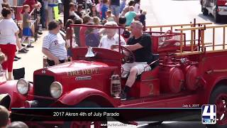 2017 Akron, Indiana 4th of July Parade