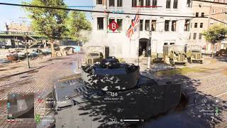 Battlefield 5   Panzer IV with Skirt Armor Beta Gameplay