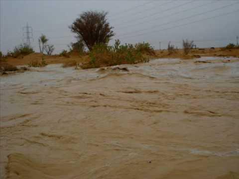 الأمطار والسيول بمحافظة ضرماء وما جاورها