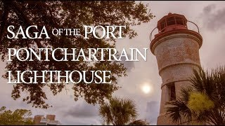Port Pontchartrain's old Milneburg lighthouse is finally getting an overhaul