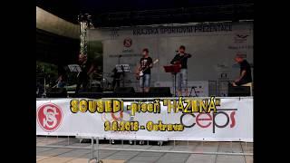 """Video SOUSEDI - píseň """"HÁZENÁ  - Ostrava 2.6.2018"""