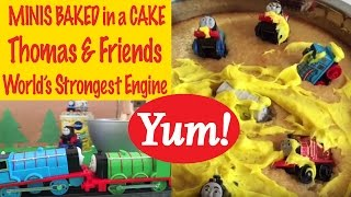 Thomas And Friends Bake A Cake - World's Strongest Engine