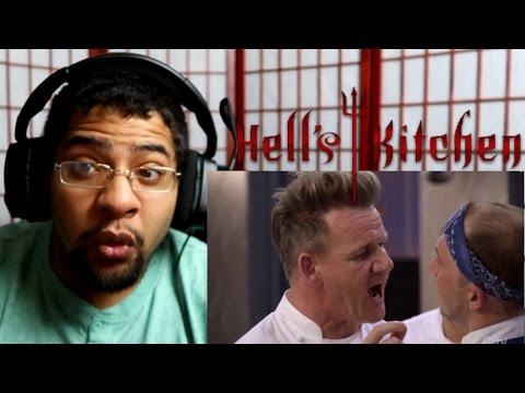 Gordon Ramsay Gave Him The Business! THE MOST ARROGANT CHEF In Hell's Kitchen History MATT REACTION