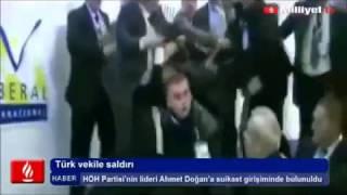 Türk Milletvekiline Tabancayla Suikast Girişim Anı