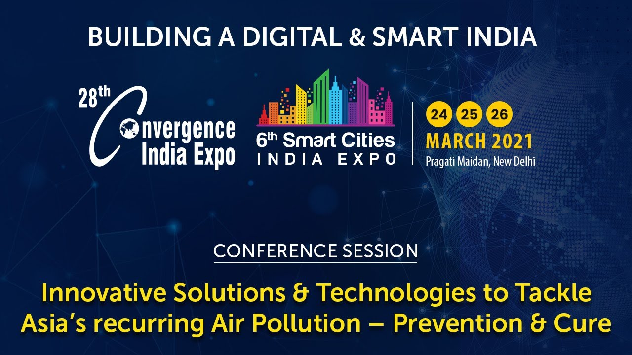 Conference Session on Innovative Solutions & Technologies to Tackle Asia's recurring Air Pollution