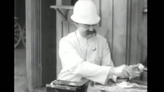 Chaplin, City Lights - Lunch Time