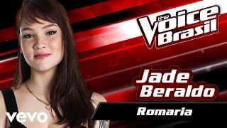 Jade Baraldo   Romaria – The Voice Brasil 2016 (Audição 2) (Audio)