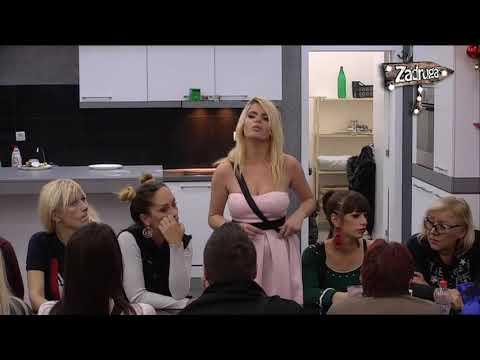 Zadruga 2 - Marijana priznala šta oseća prema Banetu - 13.12.2018. (видео)