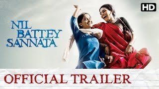 Nil Battey Sannata - Official Trailer