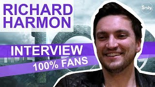 Richard Harmon - 02/04/18 - Serieously