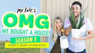 Vintage-Inspired Kitchen Reveal | OMG We Bought A House!