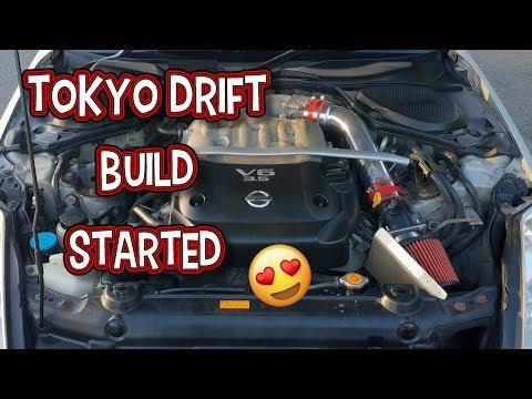 350Z - Induction Kit!