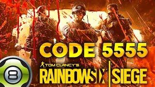 Code 5555 - Victoire collective 🏆 - Meilleur Match Classé - Rainbow Six Siege FR