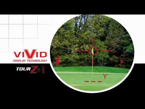 Bushnell Tour Z6 JOLT Golf Rangefinder at InTheHoleGolf.com