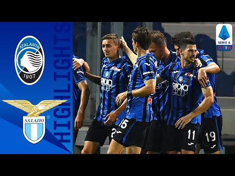 Atalanta 3-2 Lazio | Atalanta Hit Back From 2 Goals Down To Beat Lazio 3-2! | Serie A TIM