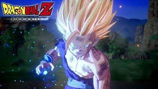 Dragon Ball Z KAKAROT - Gohan Kills Perfect Cell @ 1440p ᴴᴰ ✔