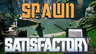 Spawn Point | Satisfactory Information