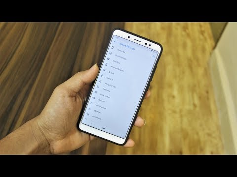 Revolution OS Android 9 Pie ROM for Redmi Note 5 Pro