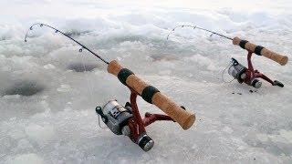 Ловля леща зимой на истринском водохранилище