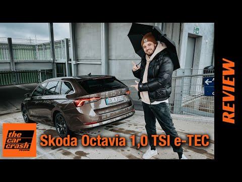 Skoda Octavia 1.0 TSI e-TEC (110 PS) 💨 So sparsam ist der Combi! 🤯 Fahrbericht | Review | Test 2021