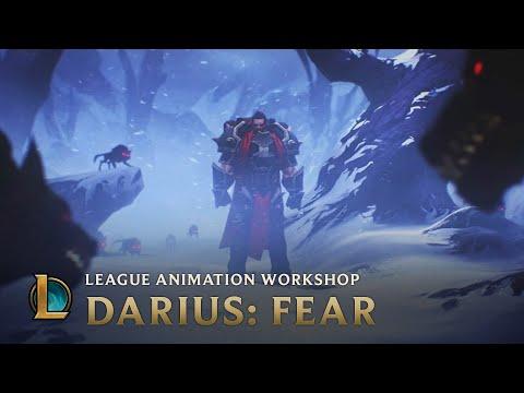 【官方】達瑞斯:恐懼 |聯盟動畫工作坊