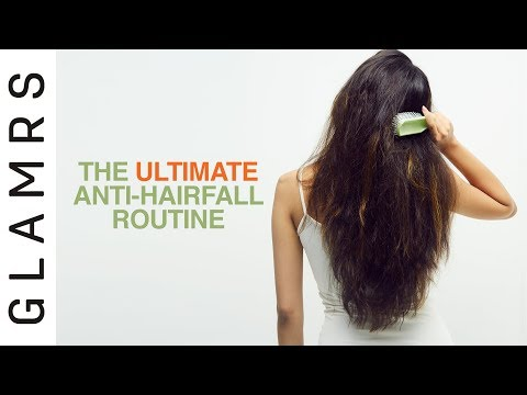 4 Easy Steps to Control Hair Fall | The Ultimate Hair Care Routine