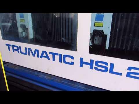 TRUMPF TRUMATIC HSL 2502 C - zdjęcie