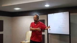 P V Subramanyam speaks on retirement planning -1