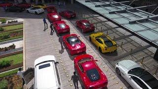 What's it like to be treated like a Ferrari owner