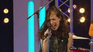 Daniela Herrero - De cara (En estereo - Canal 9)