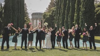 Lisa and Kyle - Wedding Videography in Redwood City, CA