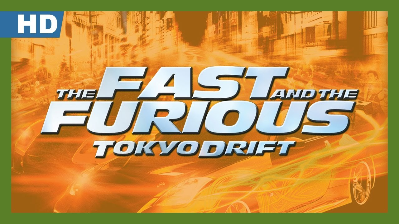 Trailer för The Fast and the Furious: Tokyo Drift