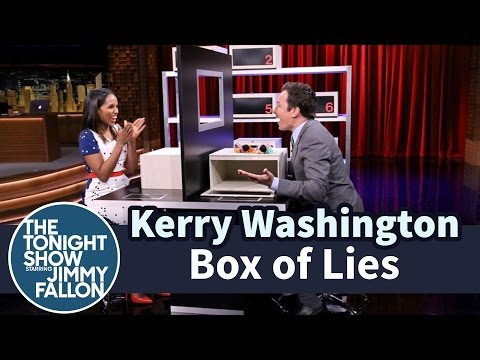 Box of Lies with Kerry Washington