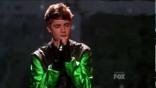 "Justin Bieber & Stevie Wonder ""The Christmas Song"" X Factor Finals (HD) .mp4"