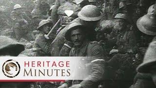 Heritage Minutes: Vimy Ridge