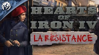 Hearts of Iron IV: La Resistance Youtube Video