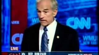 Ron Paul Incredible Video Twice Removed   YouTube